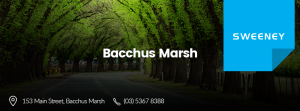 Real Estate Bacchus Marsh Sweeney Estate Agents